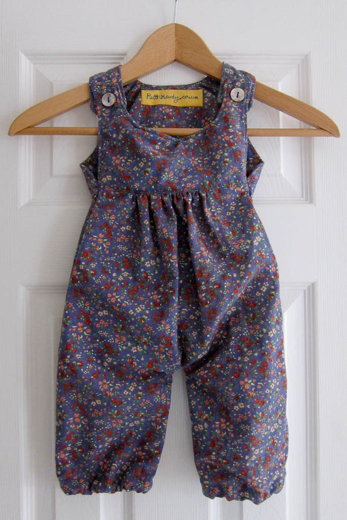 Baby Dungarees | Ruth Hardy